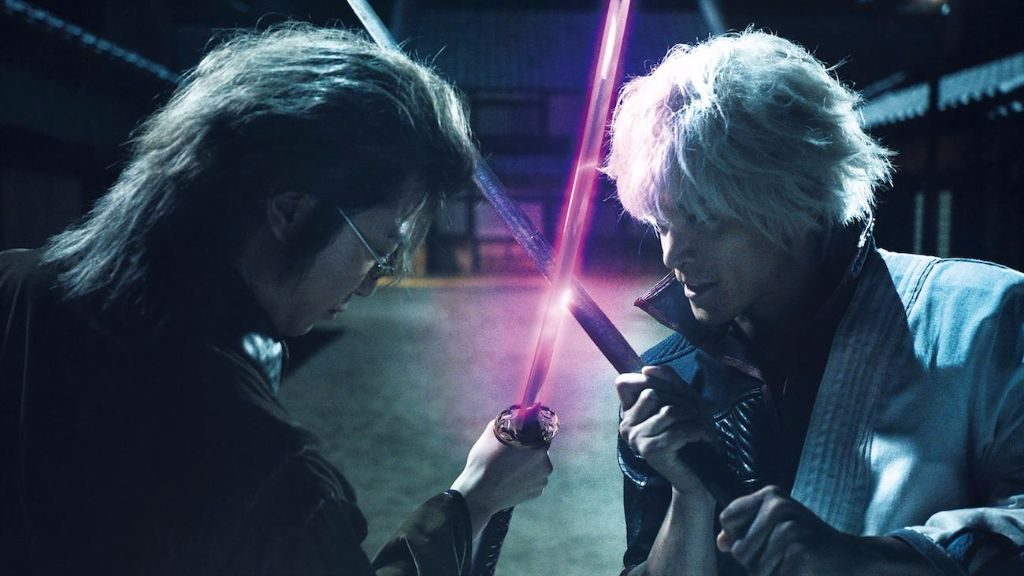 "New Live-Action Gintama Trailer Previews UVERworld Theme Song ""DECIDED"""