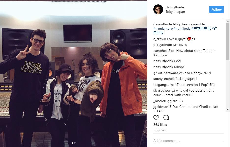 Namie Amuro x Koda Kumi collaboration on the way? PC Music fuel rumors