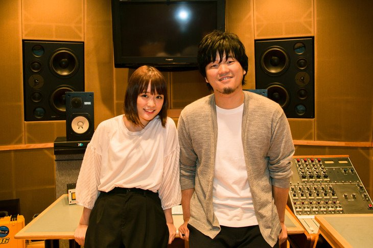 "Sakurako Ohara Collaborates With Motohiro Hata on New Single ""My Favorite Jewel"""