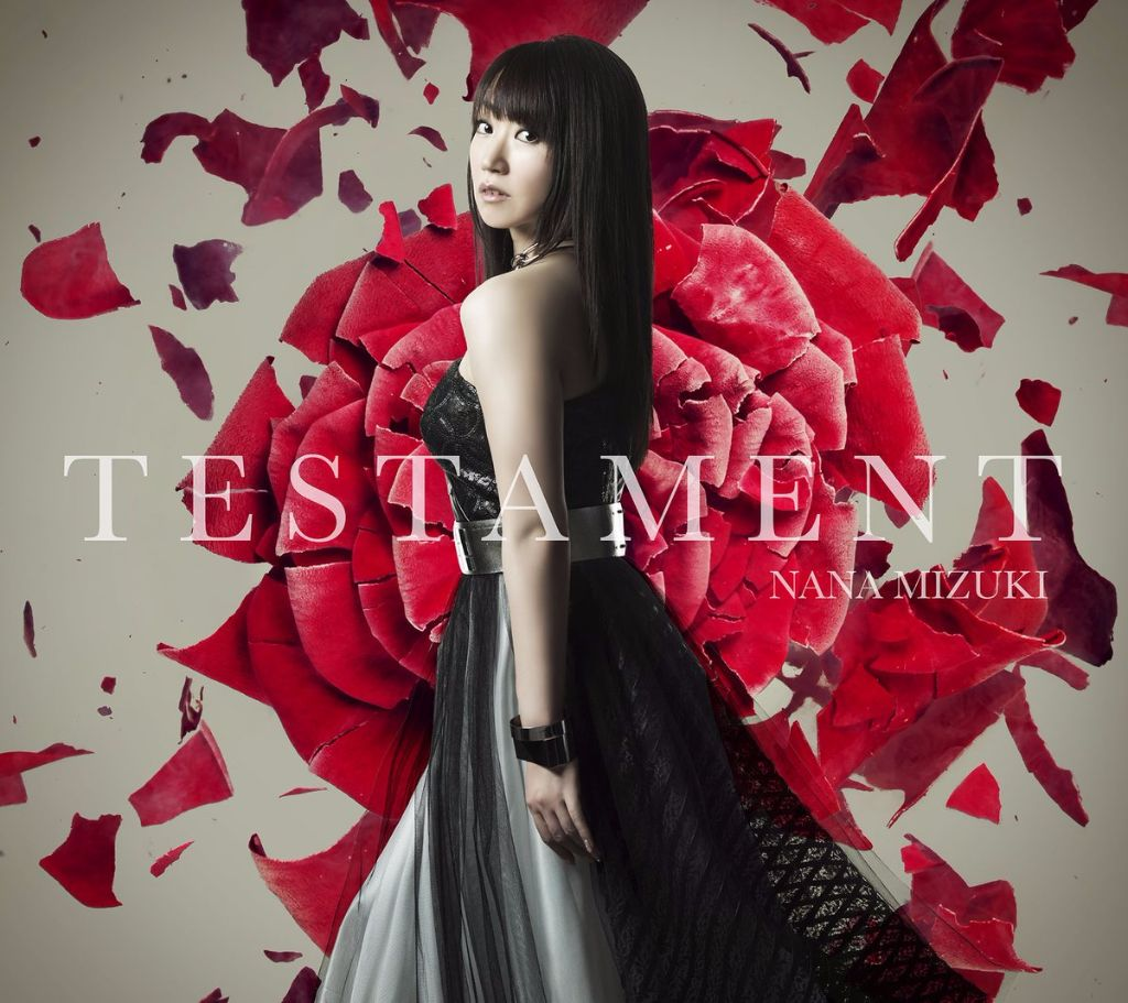 "New Symphogear AXZ Anime Promo Previews Opening Theme ""TESTAMENT"" from Nana Mizuki"