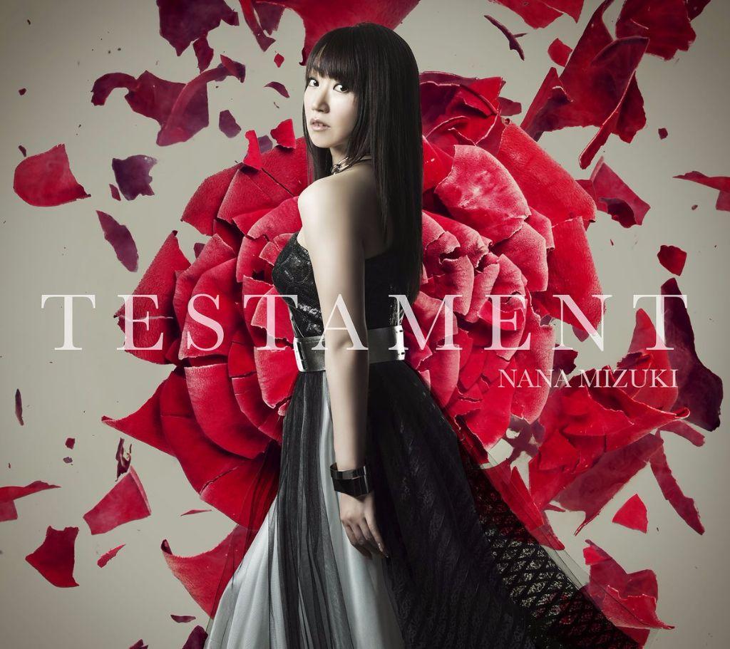 "New Symphogear AXZ Anime Promo Previews Opening Theme ""TESTAMENT"" from Nana Mizuki"