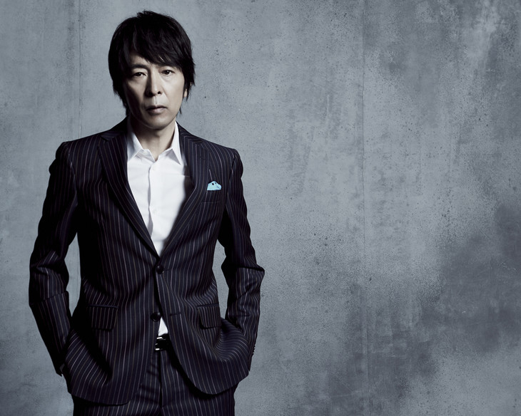 Hideaki Tokunaga to release a new Studio Album in July