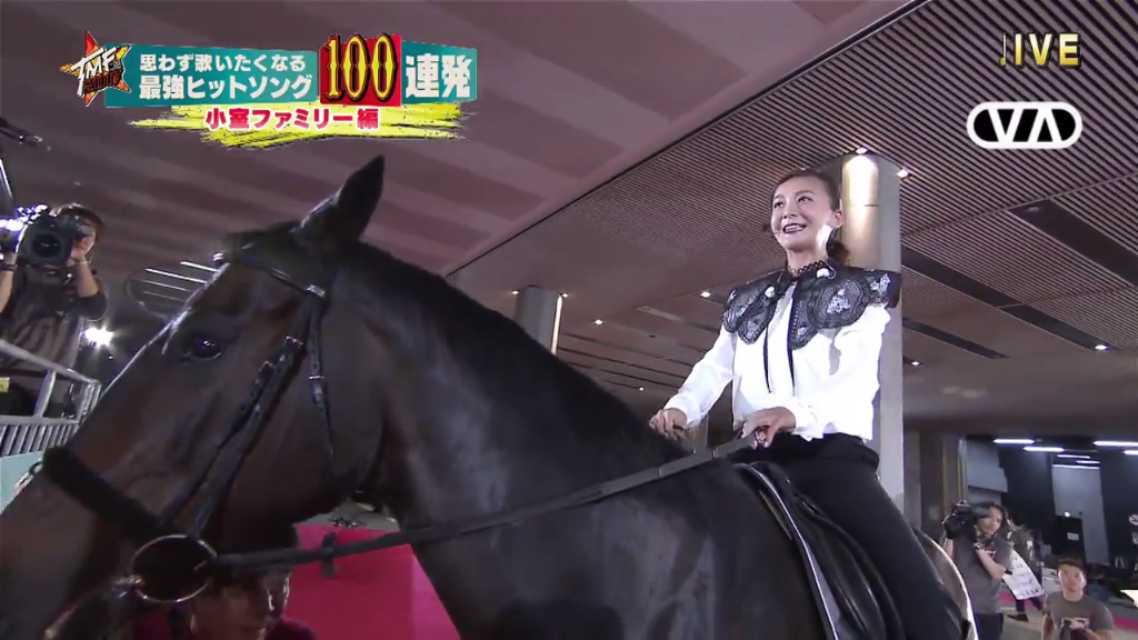 Queen of Equestrian Extra: Spotlighting Tomomi Kahara's Horseback Performance