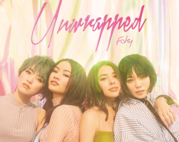 "FAKY release teaser trailer for Major Debut Mini Album ""Unwrapped"""