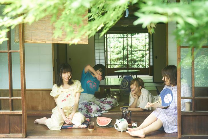 Akai Koen to celebrate Summer in their final album as a Quartet