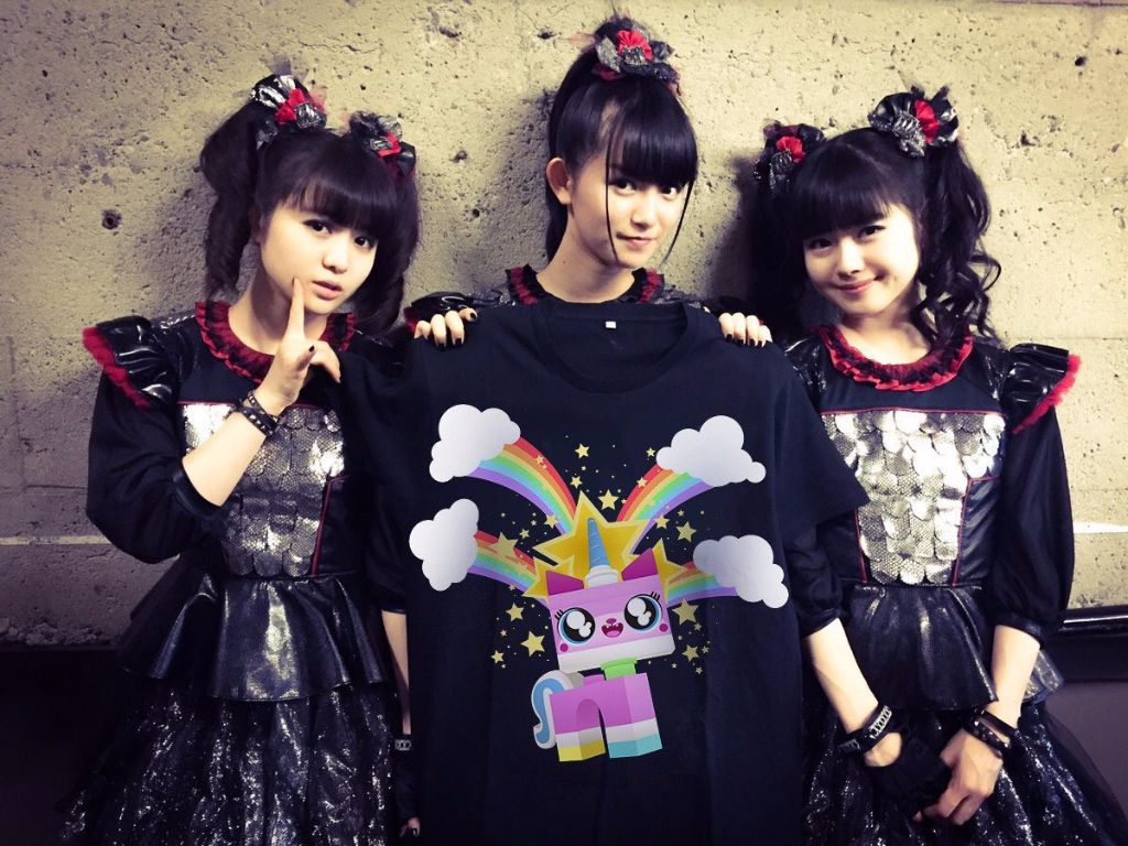 "BABYMETAL to Provide Theme Song for Cartoon Network's ""Unikitty!"""