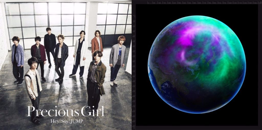 #1 Song Review: Week of 7/5 – 7/11 (Hey! Say! JUMP v. BUMP OF CHICKEN)