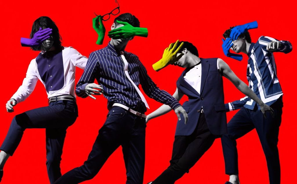 "Watch Yoru no Honki Dance's Colorful MV for ""TAKE MY HAND"""