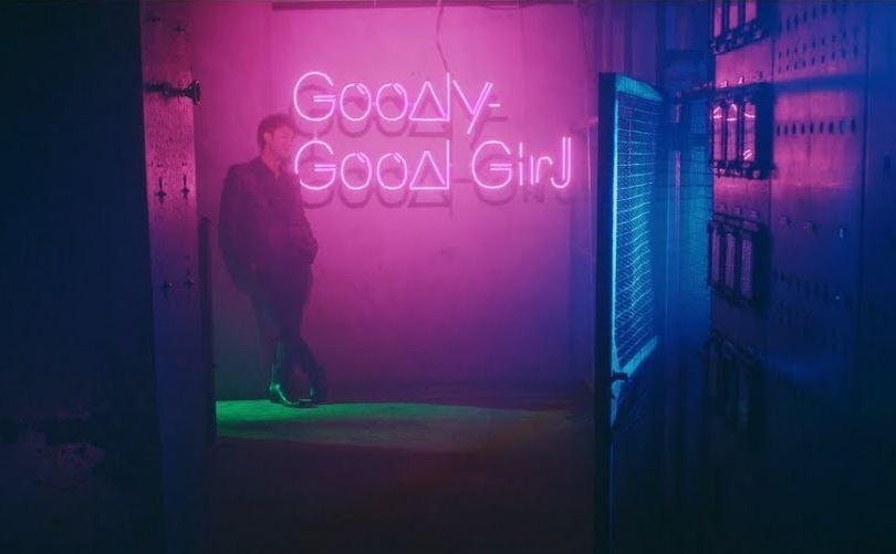 "Shinjiro Atae of AAA teases new PV ""Goody-Good Girl"""