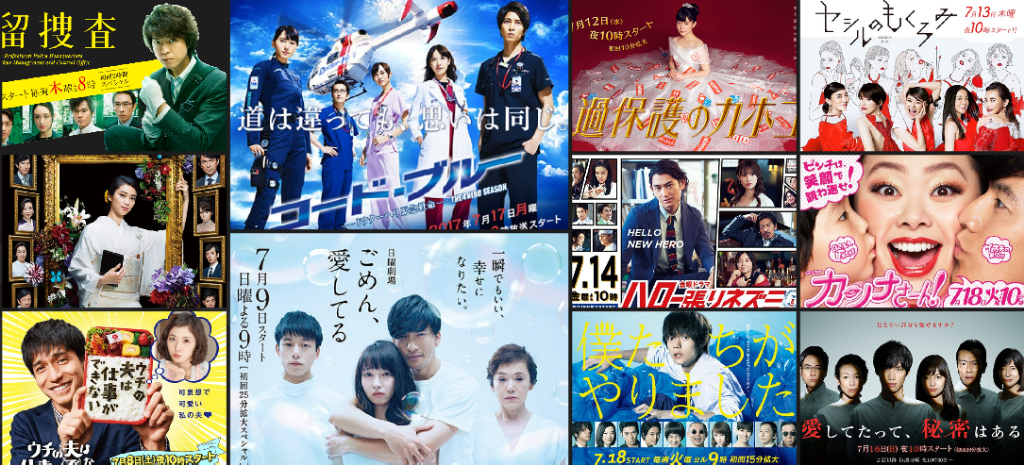 TV Drama Ratings (July 19 -27)