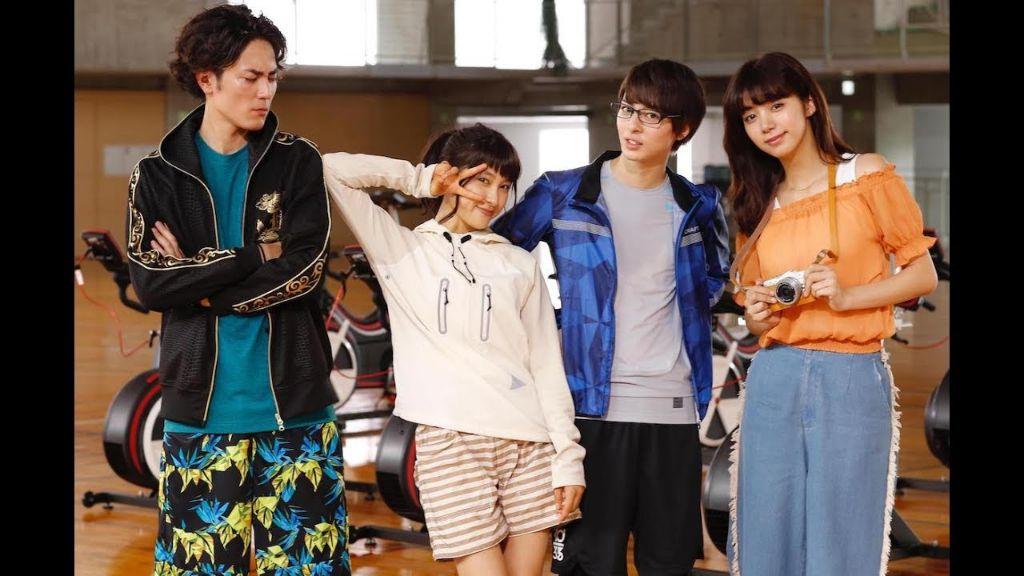 "Tsuchiya Tao aims to fly in ""Tori Girl"" movie trailer"