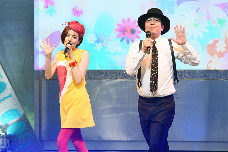 "Becky sings again, performs duet with Hiroaki Ogi at ""Goddotan"" SP"