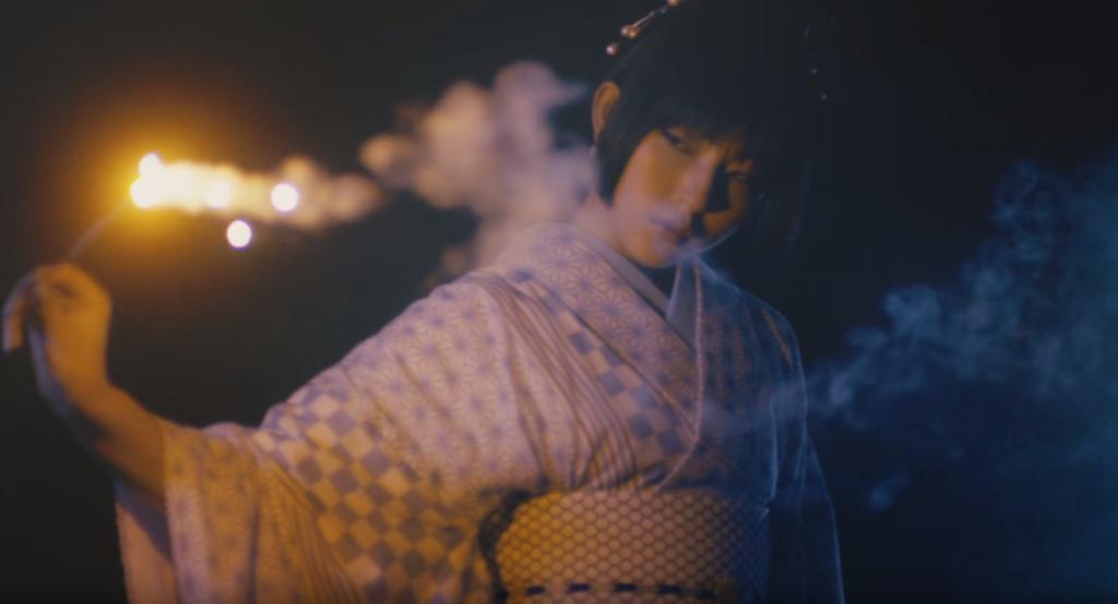 """Watch two new DAOKO MVs for """"Uchiage Hanabi"""""""