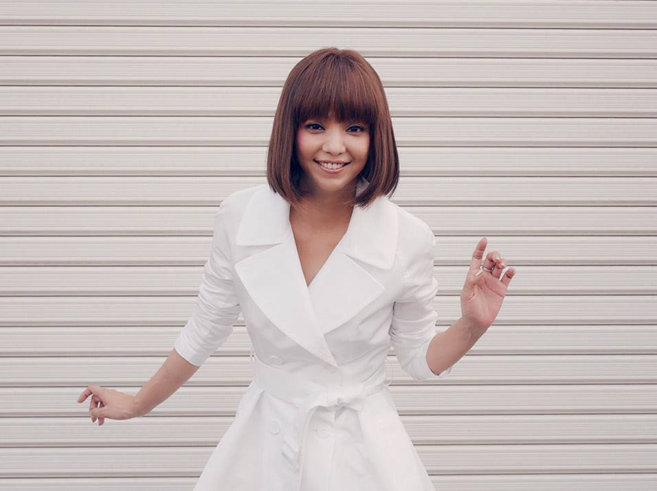 Namie Amuro Channels Blouson Chiemi in New Facebook Photo