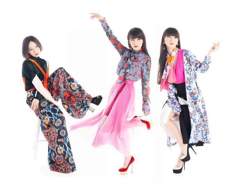 Perfume Tops LINE's Female Idol Group Popularity Survey