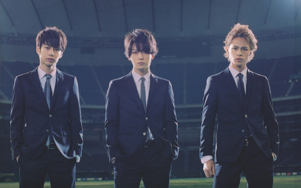 "KAT-TUN announces new single ""..."