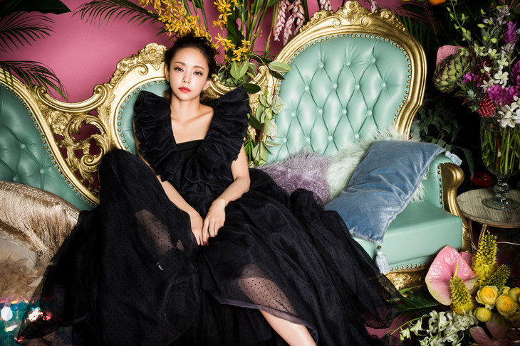 [#SOS] Namie Amuro to retire next year