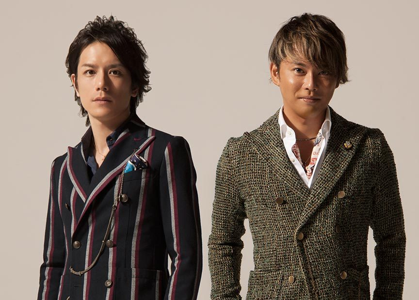 Tackey & Tsubasa Announce Hiatus to Follow 15th Anniversary Activities