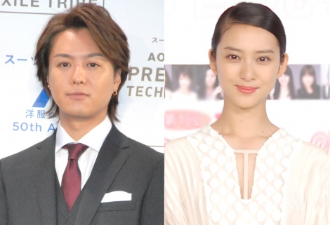 EXILE's TAKAHIRO and actress Takei Emi are married and expecting first child!