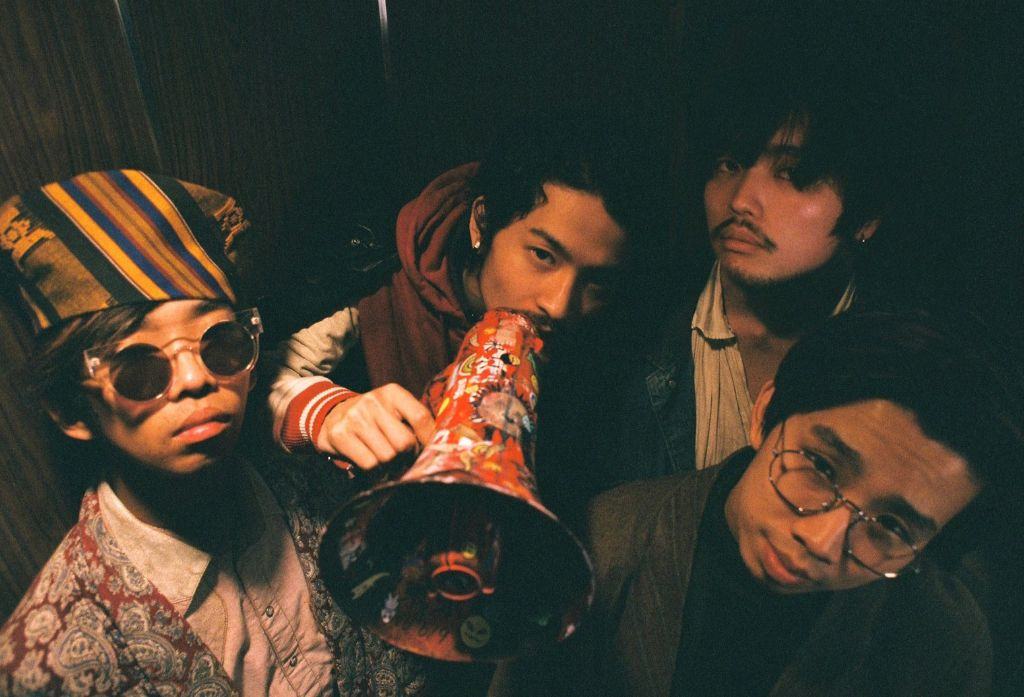 "Alternative Rock Band King Gnu Release Debut Album ""Tokyo Rendez-Vous"""
