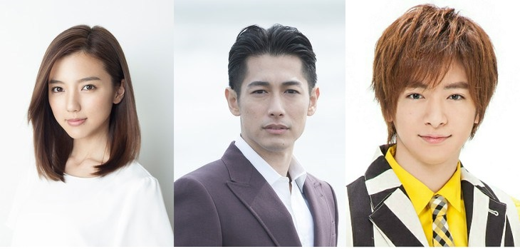 Trailer for live-action 'Kids on the Slope' starring Yuri Chinen, Dean Fujioka, & Erina Mano