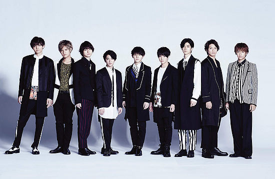 "Hey! Say! JUMP New Single ""White Love"" Covers and Tracklist"