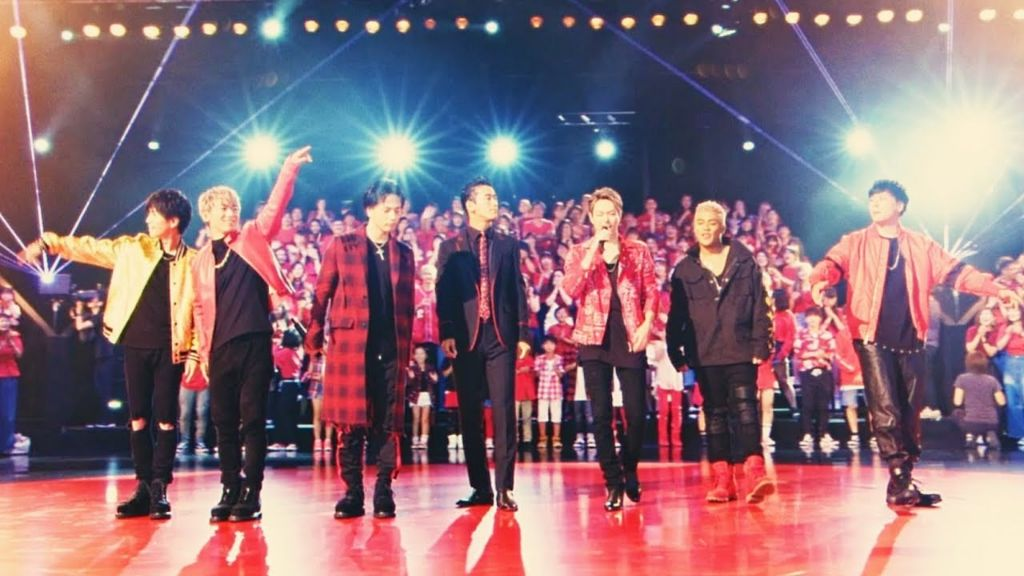 "Sandaime J Soul Brothers new song ""J.S.B. HAPPINESS"" for ""Pocky"" special movie"