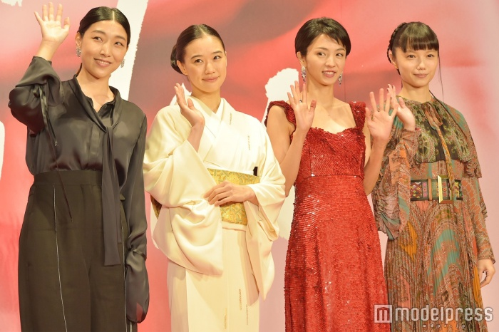 Stars Gather at the 30th Tokyo International Film Festival