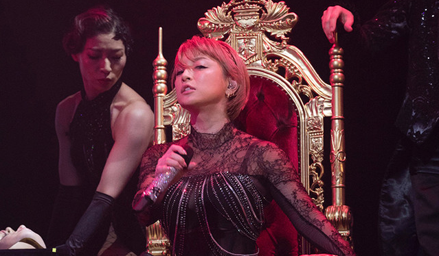 Ayumi Hamasaki joins House Slytherin, Uses The Dark Arts to Oust Namie Amuro