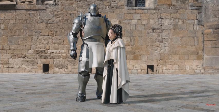 "MISIA becomes an alchemist in music video for ""Kimi no Soba ni Iru Yo"""