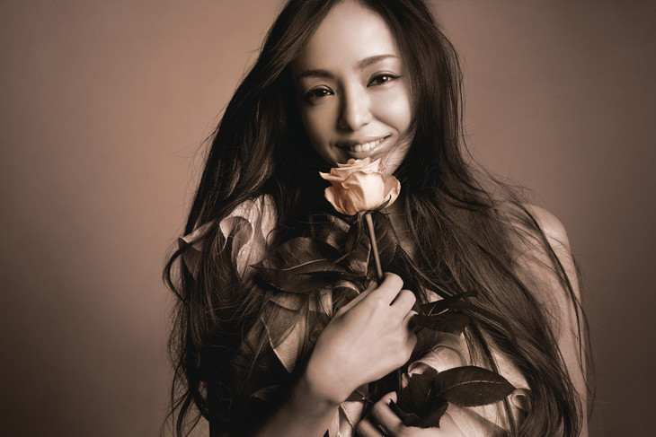 "Namie Amuro Releases English Language Documentary ""NAMIE AMURO ~glorious days~"""