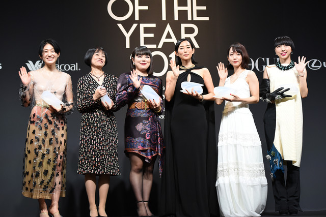 Vogue Japan Names Its Women of the Year for 2017