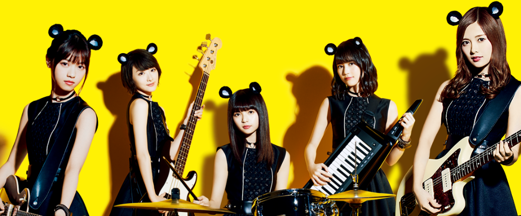Nogizaka46 turn into mouse girls for new laptop CM