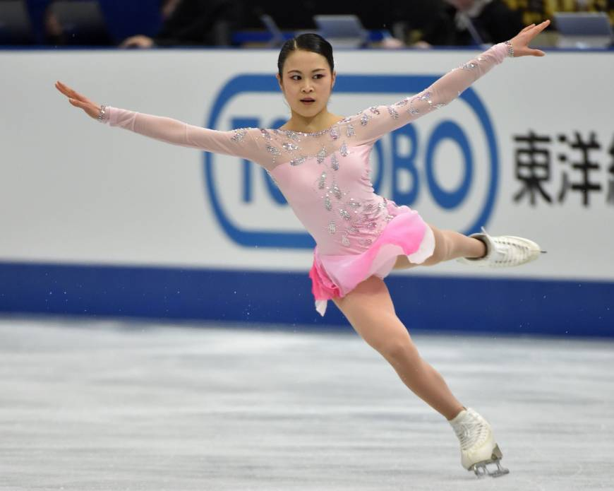 Japanese Skaters Flop at NHK Trophy