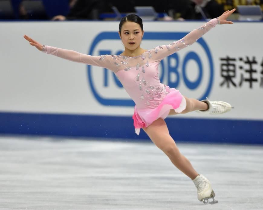 Japanese Skaters Flop at NHK Trophy