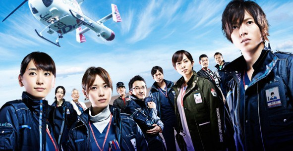 Tomohisa Yamashita announces the release date for 'Code Blue' film