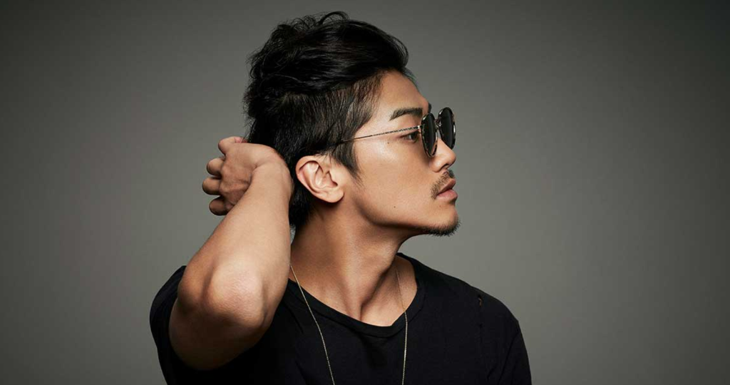 "Jin Akanishi releases new studio album ""Blessed"""