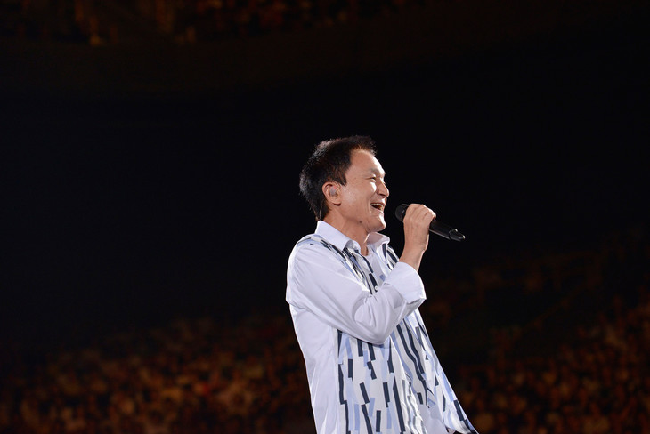 "Kazumasa Oda to perform the theme song for the film adaptation of ""Sakamichi no Apollon"""