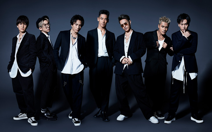 "Sandaime J Soul Brothers to release new album ""FUTURE"" in summer 2018"