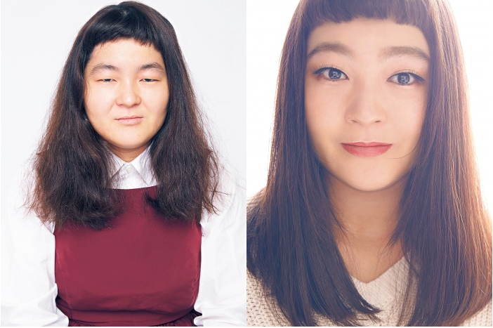 Makeup makeovers profiled in CanCam taking Japan's beauty scene by storm