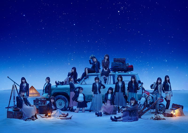 AKB48's new album sells over 540k in one day; announces new single