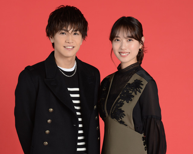 "Iwata Takanori plays first drama lead with Toda Erika in ""Gakeppuchi Hotel!"""