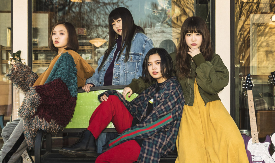 "Avex Trax's new band GIRLFRIEND to release 1st album ""CHOCOLATE"""