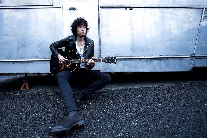 "Kazuyoshi Saito to release New Album ""Toys Blood Music"" in March"