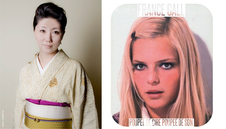 Moyoko Anno pays tribute to France Gall on Twitter after singer's death
