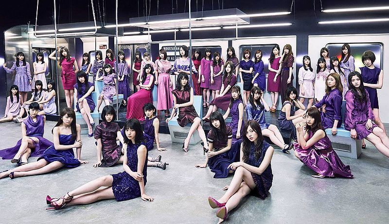 Nogizaka46 to play Sailor Senshi in upcoming Sailor Moon musical
