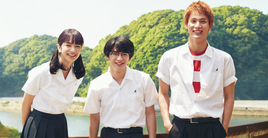 On-scene photos of 'Kids on the Slope' live-action movie released