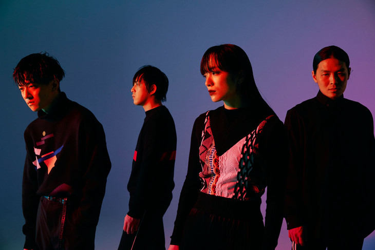 "Ame no Parade to release their Third Full Album ""Reason of Black Color"" in March"