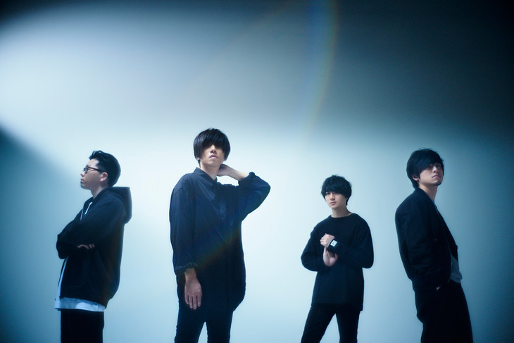 "androp unveil Studio Live for their New Song ""Hanabi"""