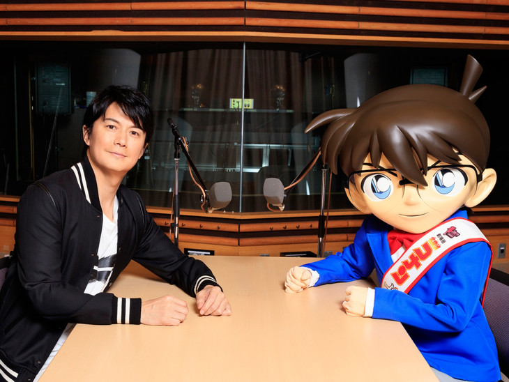 Masaharu Fukuyama to provide the theme song for the latest Detective Conan Film